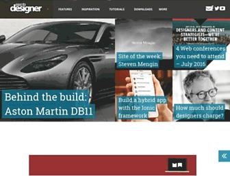 Thumbshot of Webdesignermag.co.uk