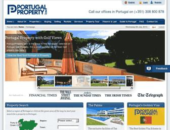 Thumbshot of Portugalproperty.com