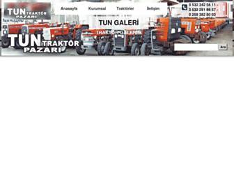 tungaleri.com screenshot