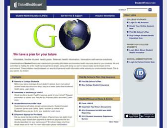 uhcsr.com screenshot