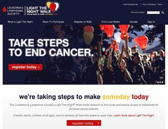 Thumbshot of Lightthenight.org