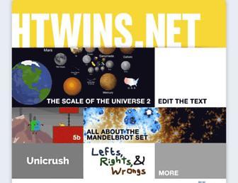 htwins.net screenshot