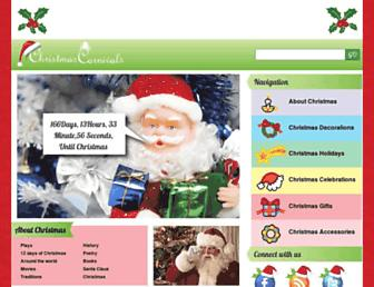 Thumbshot of Christmascarnivals.com