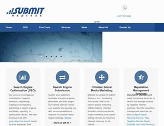 submitexpress.com screenshot