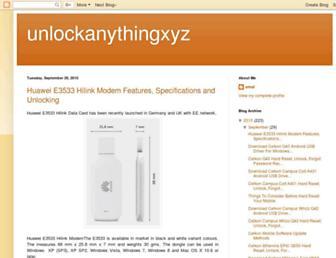 unlockanythingxyz.blogspot.com screenshot