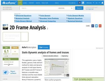 2d-frame-analysis.en.softonic.com screenshot