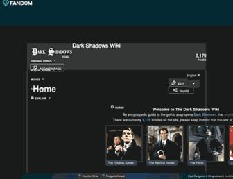 darkshadows.fandom.com screenshot