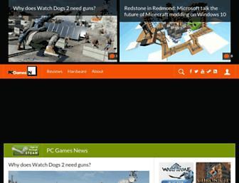 Thumbshot of Pcgamesn.com