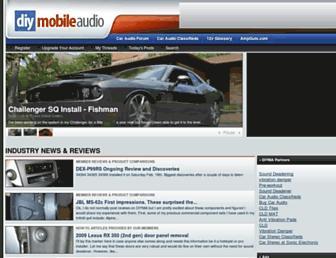 Thumbshot of Diymobileaudio.com