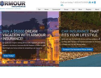 armourinsurance.ca screenshot