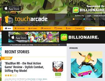 Thumbshot of Toucharcade.com