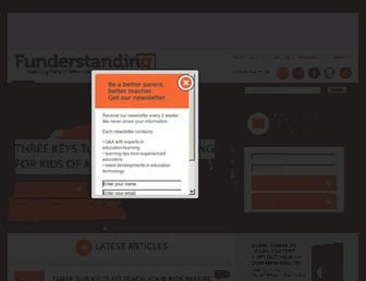 Thumbshot of Funderstanding.com