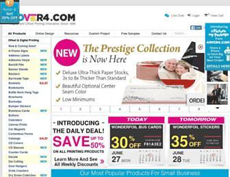 4over4.com screenshot