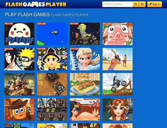 flashgamesplayer.com screenshot