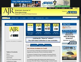 ajronline.org screenshot