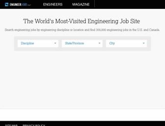 Thumbshot of Engineerjobs.com