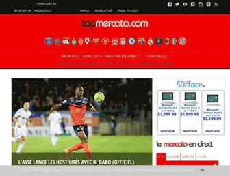 topmercato.com screenshot