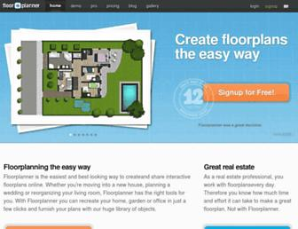 Thumbshot of Floorplanner.com