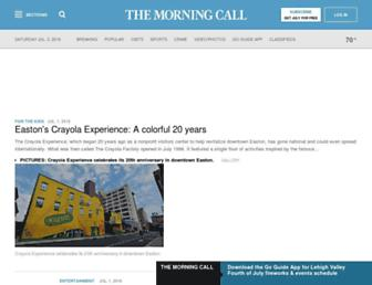 Thumbshot of Mcall.com
