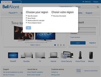 Thumbshot of Bellaliant.net
