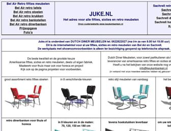 juke.nl screenshot