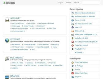 biblprog.com screenshot