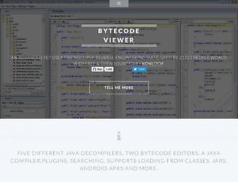 bytecodeviewer.com screenshot