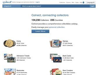 colnect.com screenshot