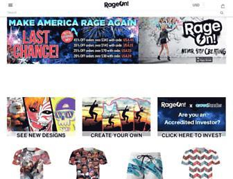 Thumbshot of Rageon.com