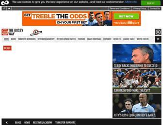 thebusbyway.com screenshot