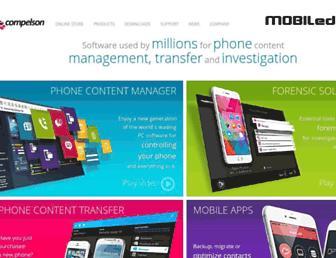 Thumbshot of Mobiledit.com