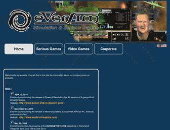 eversim.com screenshot
