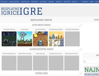 besplatne-igrice-igre.com screenshot