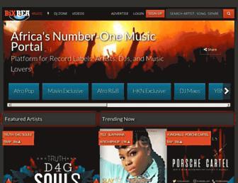 bixbeat.com screenshot