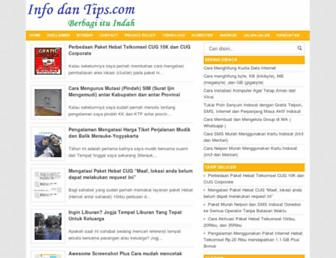 infodantips.com screenshot