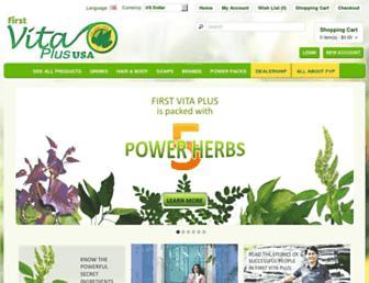 firstvitaplususa.net screenshot