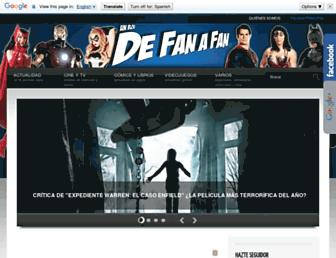 defanafan.com screenshot