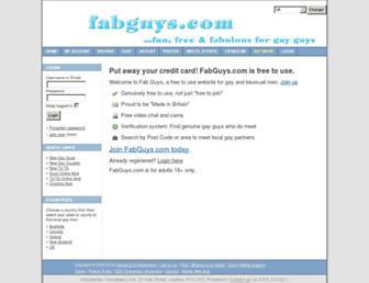fabguys.com screenshot