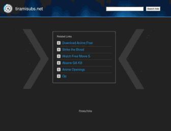 Thumbshot of Tiramisubs.net