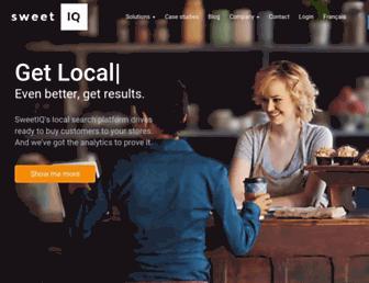 sweetiq.com screenshot