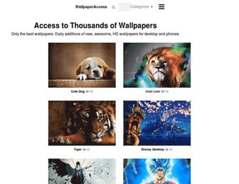 wallpaperaccess.com screenshot