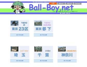 Thumbshot of Ball-boy.net