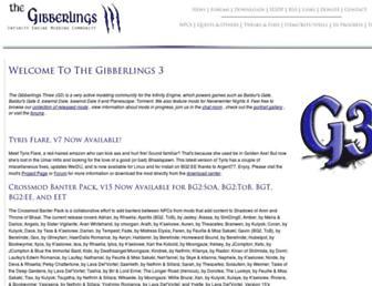 Thumbshot of Gibberlings3.net