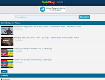 sab-wap.org screenshot