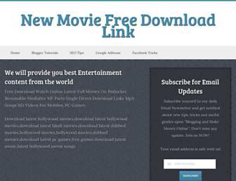 new-movie-link.blogspot.com screenshot
