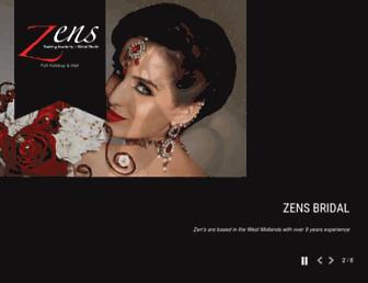 Thumbshot of Zensbridal.co.uk