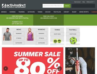 Thumbshot of Activinstinct.com