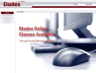 Thumbshot of Myetudes.org