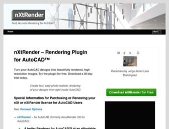 nxtrender.com screenshot