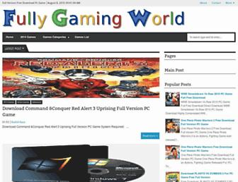 downloadgamingworld.blogspot.com screenshot